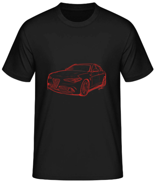 Scuderia Shirt - GIULIA - UOMO