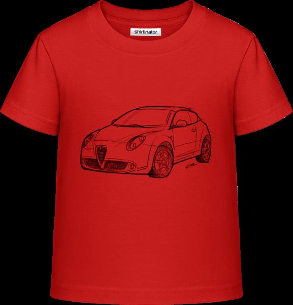 Scuderia Shirt - MITO - JUNIOR