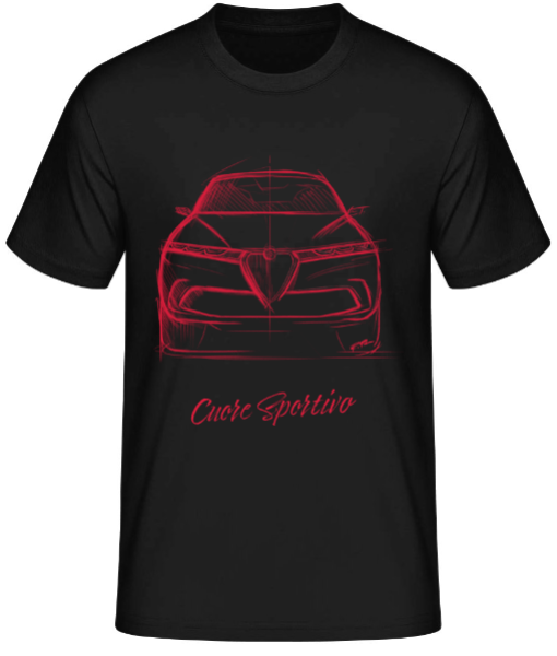 Scuderia Shirt - TONALE - UOMO
