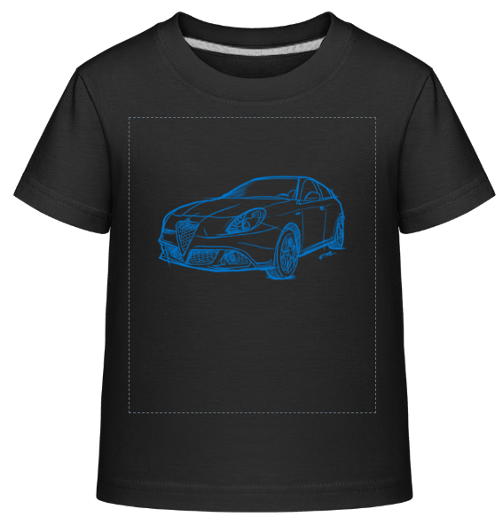 Scuderia Shirt - GIULIETTA - JUNIOR
